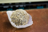 A truffle pastry is one of the many yummy sweets found at the St. Petersburg European Grocery and...