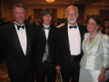 (2005) Juvenile Diabetes Research Foundation sixth annual Dream Gala guests included (L-R) gala...