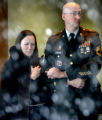 ALAN LEON | ROCKFORD REGISTER STAR Svetlana Shields, wife of the late U.S. Army Spc. Kevin...