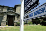 Several units remain unsold in the Parkview Villas at Golden, in Golden off of highway 93 Thursday...
