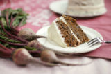 Sweet and Savory food.  Cakes made with beets.   (ELLEN JASKOL/ROCKY MOUNTAIN NEWS)