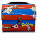 A metal Dr. Seuss lunch box is a unique find at Stage Fright on on Feb. 16, 2008 in Breckenridge,...