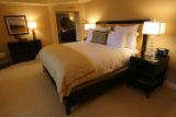 The master bedroom, in the Ritz -Carlton Suite, Thursday morning, March 27, 2008, Denver. The Ritz...