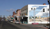 Businesses have been hard hit in downtown Alamos Thursday March 27, 2008, especially restaurants. ...
