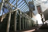 The Boettcher Concert Hall, in the Denver Center for Performing Arts, on March 26, 2008,...