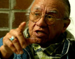 Boldt12. Boldt Decision story by Lewis Kamb.  Billy Frank, jr., renowned Indian activist and...