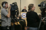 Robert Sumwalt, a Board Member of the NTSB discusses facts that have been determined in the crash...
