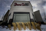 Shane Company goes out of business in Greenwood Village, Colo. Monday, January 12, 2009. A sign of...