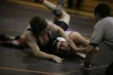 Kate Szrom/Special to the Rocky Mountain News  Caption: Centaurus's Julian Crespin, right,...