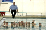 2005 All-Colorado boys swimming team, 14 swimmers plus coach of the year.  Boys will be in...