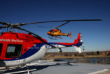 "Hearings are being held this week for emergency flight services, such as ""Flight for..."