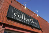 Exterior and interiors of the Collections in Denver on February 17, 2009, for Home Front Open...