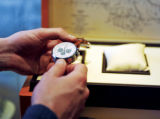 Zach Ornitz/Aspen Daily News The Aspen One watch was unveiled at Meridian Jewelers in Aspen on...