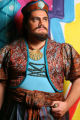Brian Mulligan plays Zurga in the opera, The Pearl Fishers, in costumes designed by Zandra Rhodes,...