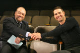 James Lipton on Inside the Actors Studio with Tom Cruise