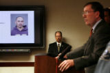February 24, 2009. Denver, Colorado.  David M. Gaouette (cq), the Acting United Sates Attorney of...