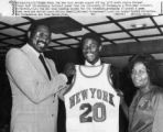 Michael Ray Richardson Photo by: Joel Landau 9/5/78  NEW YORK -  The New York Knicks signed 9/5...