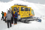 Special to the Rocky For Craig McNeil's Feb. 12, 2008, Ski School column. Photo 1: Monarch Snowcat...