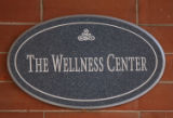 The Wellness Center  sign is attached to the front of the building on 1675 Filmore Street in...