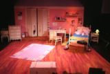 Set of Girls Only.    Barbara Gehring (cq) and Linda Klein (cq) creators and performers of the...