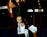 (DENVER, CO. 5/31/04)  Jason Murray is a young Marine from Sterling, CO, who was seriously injured...