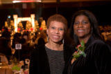 (Denver, Colo., Dec. 16, 2007) Letitia Williams (mother) and Rhetta Shead.  The 2007 Beautillion,...