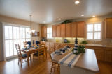 "(Arvada, Colorado, April 11, 2008) Kitchen/dining area.  ""After"" images for..."