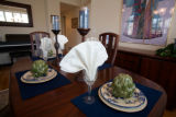 "(Arvada, Colorado, April 11, 2008) Dining room.  ""After"" images for house-staging at..."