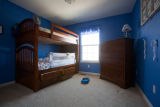 "(Arvada, Colorado, April 8, 2008) Boy's bedroom.  ""Before"" images for house-staging at..."
