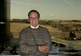 Jerre Stead, CEO of IHS, in his office, Monday morning, April 21, 2008, Arapahoe County. IHS is an...