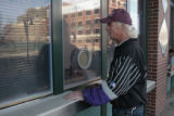 Craig Street (cq) buys a ticket for Tuesday nights game against the Phillies,Tuesday April 22,...