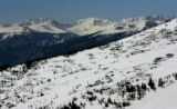 Michael Coors wants to open this terrain to skiers at his proposed Eclipse Ski Area where the old...