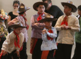 Celebration of Children's Day at the Denver Art Museum Denver, the event featured traditional...