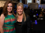 (Denver, Colorado, May 10, 2008) Event co-chairs Mandy Nadler and Brandis Becky-Pelletier.  The...