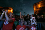 during Green Sunday at Red Rocks in Morrison on Sunday, August 24, 2008. The concert featured...