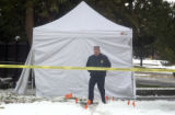 Aurora police responded to a man found dead in the 1400 block of Helena Street early Tuesday...