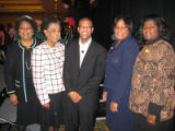 Tribute to Black Youth Luncheon for The Links Inc. Saturday, October 29, 2005 - (L-R) Glenda...