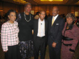 Tribute to Black Youth Luncheon for The Links Inc. Saturday, October 29, 2005 - (L-R) Link...