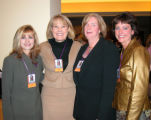 Girl Scouts - Mile Hi Council 2005 Women of Distinction honorees, L-R, Linda Bowman, Ph.D., Jane...