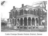 LATE VICTORIAN ERA (1870-1910): Italianate: Characteristics include vertical proportions;...