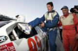 4/5/05 -- 86009  TEXAS MOTOR SPEEDWAY COWBOYS -- Cowboys quarterback Drew Bledsoe makes his first...