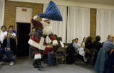 DM0118   during the Honoring Our Elders celebration, an annual holiday dinner to honor Denver's...