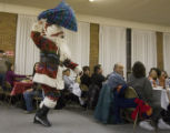 DM0128   during the Honoring Our Elders celebration, an annual holiday dinner to honor Denver's...