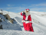 Santa at Loveland Ski Area. SPECIAL TO THE ROCKY Here are a few pics of Santa's visit to Loveland...