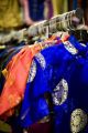 Children's Kimonos hang on racks at the Truong An giftshop  in the Far East Center, on Jan. 3,...