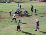 Crush quarterback John Dutton is always ready to lend a helping hand. This time, it's in Mexico,...