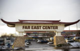 The Far East Center, at 333 S. Federal Blvd. Denver, Colo., on Jan. 3, 2008. Eat! Drink! Shop!: At...