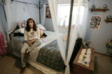 Wendy Cohen (cq)  sits in a bedroom in her house in Ft. Collins that is dedicated to her daughter,...