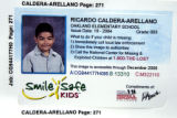 (DENVER, Colo., Oct. 27, 2005) School ID photo of Ricardo Caldera-Arellano, who was shot Wednesday...