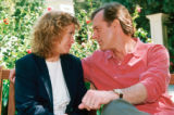 7th Heaven Image #SV01-S1-041 Pictured (l-r): Catherine Hicks as Annie Camden, Stephen Collins as...